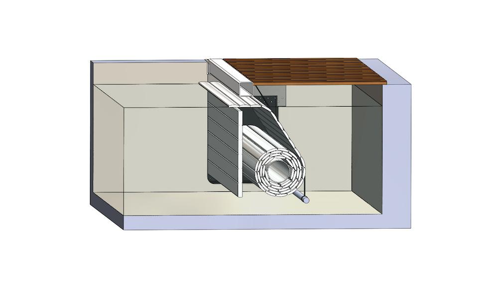 CA p6 piscine neuve ou existante (couper