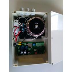 Coffret électrique pour moteur immergé