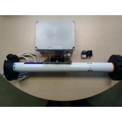 Kit motorisation 120 Nm contact à clé (filaire)