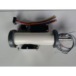 Kit motorisation 120 Nm contact à clé (solaire)